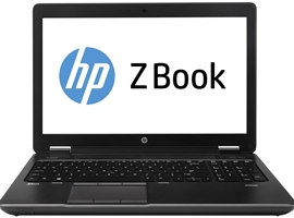 HP ZBook 15 Mobile Workstation Intel Core i7 4th Gen. CPU