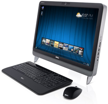 Dell Inspiron One 2305 All-in-One Touch AMD CPU