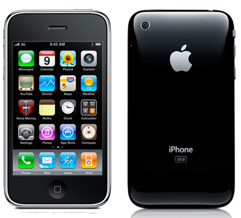 Apple iPhone 3GS 8GB Unlocked