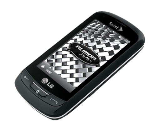 LG Rumor Reflex LN272 Sprint