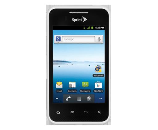 LG Viper 4G LTE LS840 Sprint