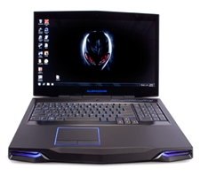 Dell Alienware M18x Intel Core i7 CPU