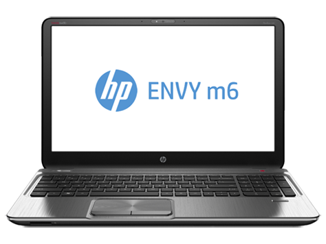 HP ENVY m6 Sleekbook Series