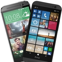 HTC One M8 for Windows AT&T or T-Mobile