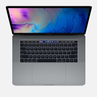 Apple Macbook Pro 15-inch 2019 Touch Bar - 2.6 GHz Core i7 256GB SSD