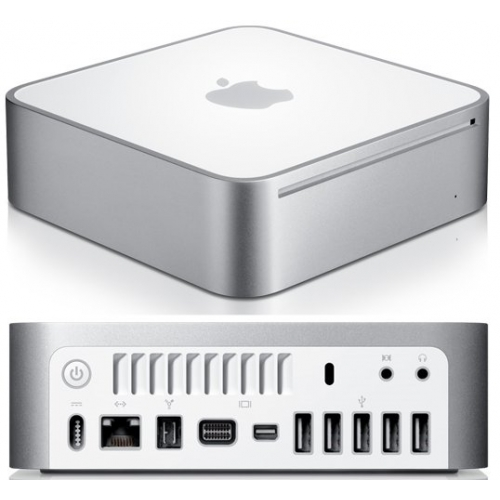 Apple Mac Mini A1283 Core 2 Duo 2.26GHz MC238LL/A Late 2009