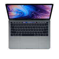Apple Macbook Pro 13-inch Early-2019 Touch Bar - 2.4 GHz Core i5 512GB