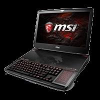 MSI GT80 Titan Intel Core i7 5th Gen. CPU
