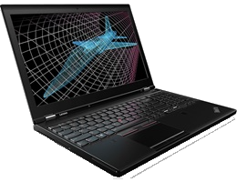 Lenovo ThinkPad P51 Intel Core i5 7th Gen. CPU
