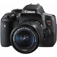 Canon EOS Rebel T6i/T6s DSLR Camera 24.2 MP