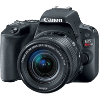 Canon EOS Rebel SL2 24.2 MP Digital Camera with EF-S 18-55mm Lens