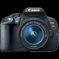 Canon EOS Rebel T5i SLR 18.0 MP Digital Camera