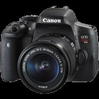 Canon EOS Rebel T6i/T6s DSLR Camera 24.2 MP