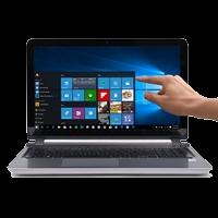 HP Pavilion Touchsmart 15 Series AMD A8 CPU
