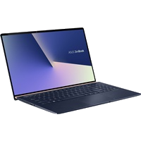 Asus Zenbook Pro 15 UX550 Series Touchscreen Intel Core i7 8th Gen. CPU