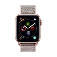 Apple Watch Series 4 Aluminum Case with Sport Loop 40mm - GPS