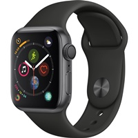 Apple Watch Series 4 Aluminum Case with Sport Band 44mm (GPS + Cellular)