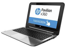HP Pavilion 11 x360 2-in-1 Touchscreen Intel Pentium CPU