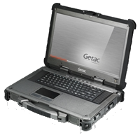 Getac S400 Rugged Laptop PC