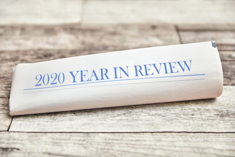 2020 Newspaper Year in Review