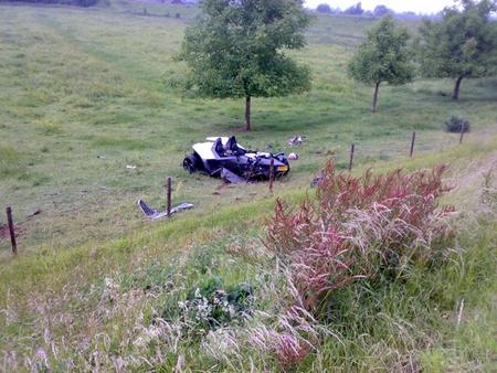 Car Crash: KTM X-Bow - GTspirit