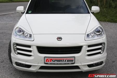 Road test TechArt Cayenne Diesel 023