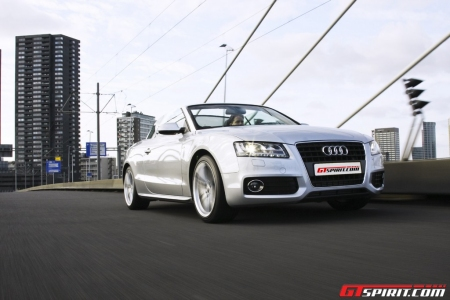 Road Test Audi A5 Cabriolet 01