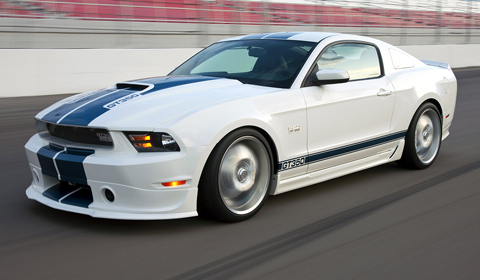 2011 Shelby Mustang GT350