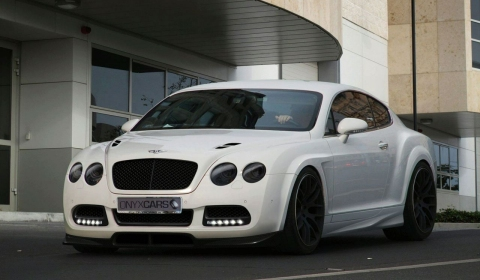 Bentley Continental GT by Onyx Cars