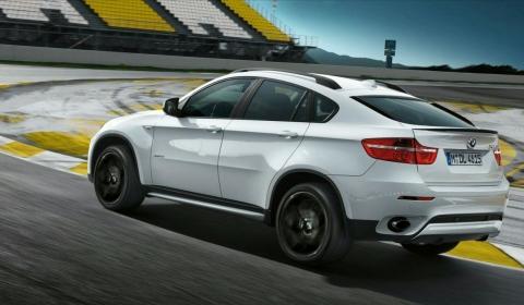 BMW X6 Performance Accessories