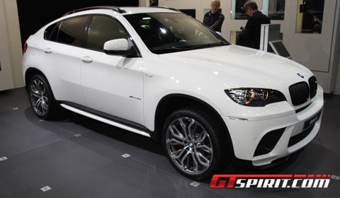 BMW X6 Performance Package