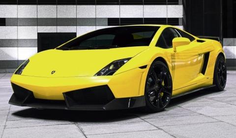 Lamborghini Gallardo GT600 by BFPerformance  GTspirit