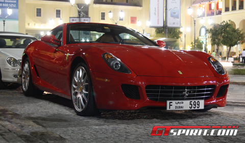 Supercars Spotted In Dubai And Abu Dhabi Gtspirit
