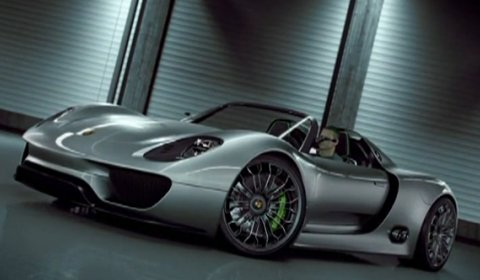 Video: Porsche 918 Spyder Concept - GTspirit on