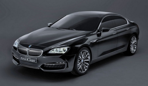 BMW Concept Gran Coupé Update - GTspirit
