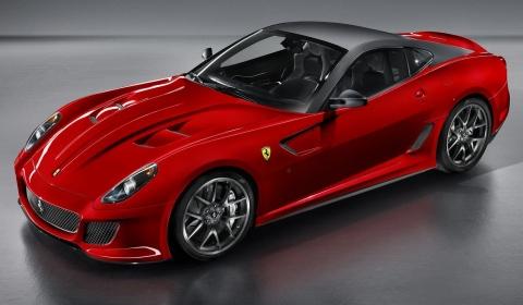 Official: Ferrari 599 GTO - Extreme V12 Berlinetta - GTspirit