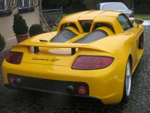 Porsche Boxter GT