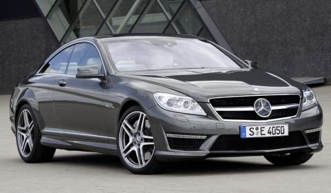 Official 2011 Mercedes-Benz CL 65 AMG & CL 63 AMG