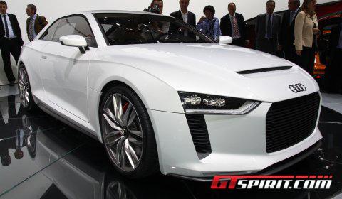 Paris 2010 Audi Quattro Concept Gtspirit