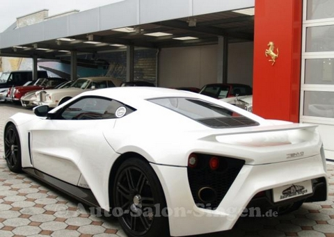For Sale: Zenvo ST1 - GTspirit