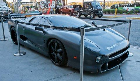 For Sale Tuned Up Jaguar XJ220