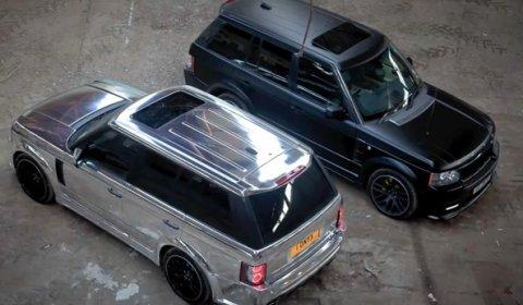 Video 2011 Onyx Concept Range Rover