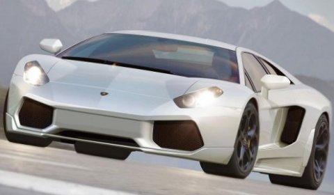 Lamborghini aventador 2010
