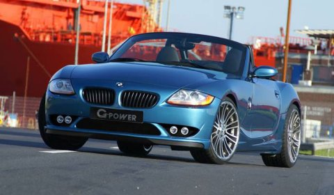 Official G-Power BMW Z4 3.0i Supercharger Kit