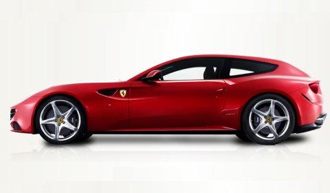 Ferrari FF Previewed Ahead of Debut at Geneva 2011