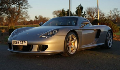 For Sale 2005 Porsche Carrera Gt Gtspirit