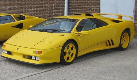 For Sale Unique 1996 Lamborghini Diablo