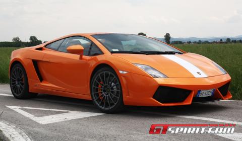 Road Test: Lamborghini Gallardo LP550 2 Valentino Balboni