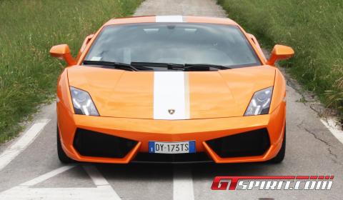 Road Test Lamborghini Gallardo LP550-2 Valentino Balboni 01