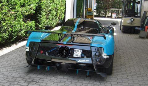 For Sale: Pagani Zonda Uno - GTspirit